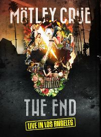 Cover Mötley Crüe - The End - Live In Los Angeles [DVD]